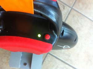 SoloWheel Power Switch and Light