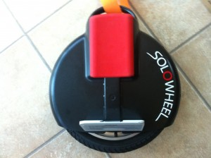 SoloWheel Rider Stand Down